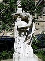 P1020073 Paris V Square Paul Painlevé Statue de Puvis de Chavannes reductwk.JPG