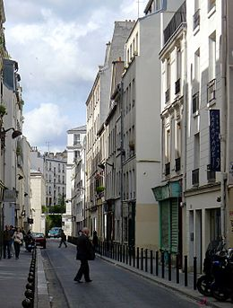 Image illustrative de l'article Rue Saint-Nicolas (Paris)