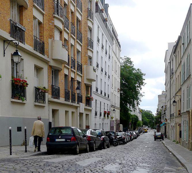 Fichier:P1040840 Paris XVIII rue Gabrielle rwk.JPG