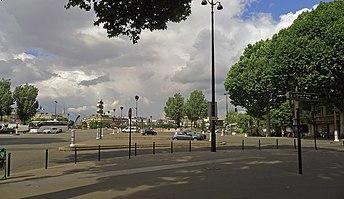 Place de la Résistance (Paris)