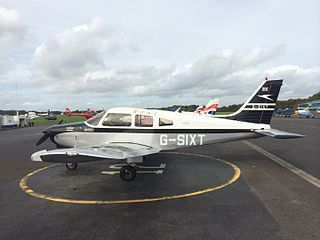 Wycombe Air Park operational general aviation aerodrome located in Booker, Buckinghamshire