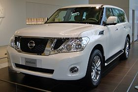 Image illustrative de l'article Nissan Patrol