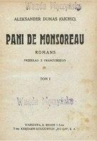 PL Dumas - Pani de Monsoreau T1.pdf