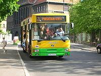 PL Walbrzych Autobus
