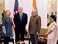 PM Modi meets Bill Clinton and Hillary Clinton.jpg