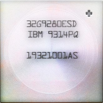 IBM POWER microprocessors - Image: POWER1 RSC