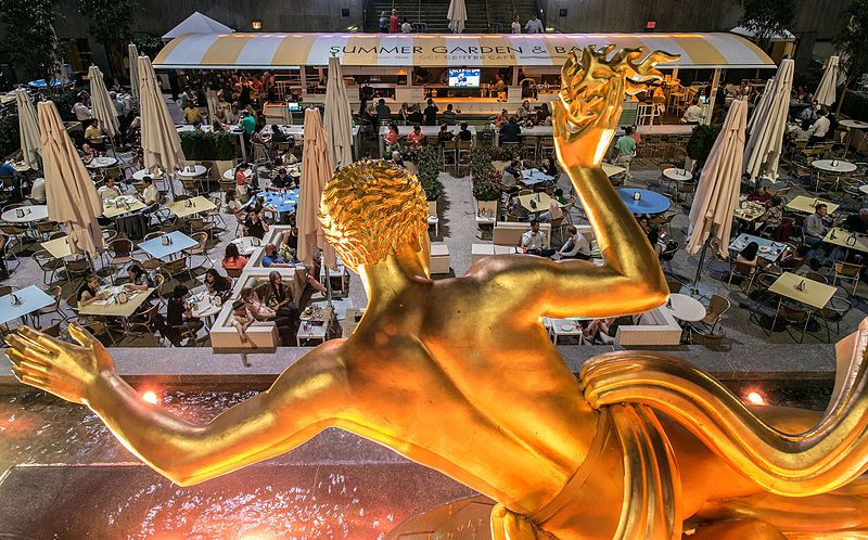 File:PROMETHEUS, Rockefeller Center, New York, NY.jpg