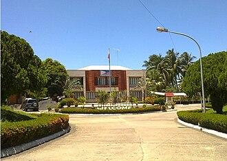 Philippine Science High School Southern Mindanao Campus - PSHS-SMC Admin Building