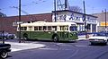 PTC 1947 ACF-Brill trolley bus in route 79 short-turn loop, 8th & Wolf, in 1968.jpg