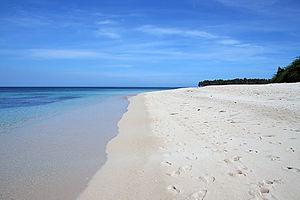 Beach in Pagudpud, Ilocos Norte, Philippines