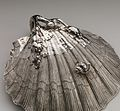 Pair of scallop-shell dishes MET DP222891.jpg