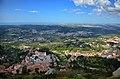 Palácio Nacional de Sintra. A vista da altura.jpg