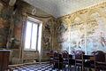 Palaia, palazzo del comune (palazzo checchi), alcova affrescata da luigi ademollo 02.JPG