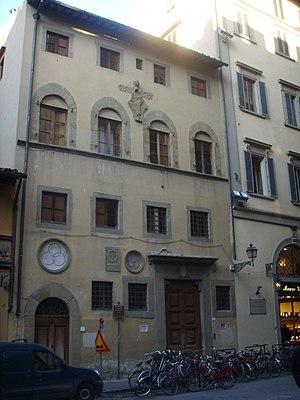 Gonfaloniere of Justice - The palazzo dell'Arte dei Beccai
