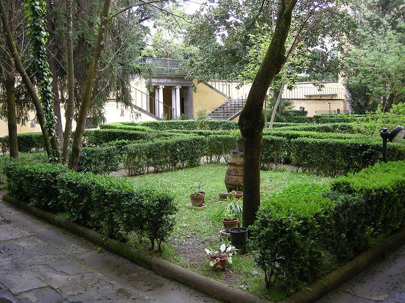 Archivo palazzo torrigiani specola giardino 03 jpg for Giardino torrigiani