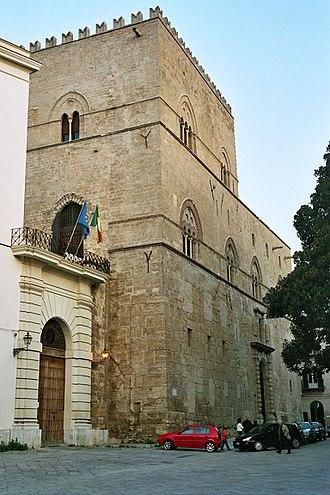Palazzo Chiaramonte - Palazzo Chiaramonte-Steri.