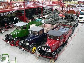Pallot Heritage Steam Museum