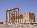 Palmyra (Tadmor), Cella des Baal-Tempels (38651455606).jpg