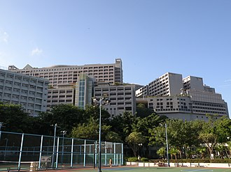 Pamela Youde Nethersole Eastern Hospital - Main Block