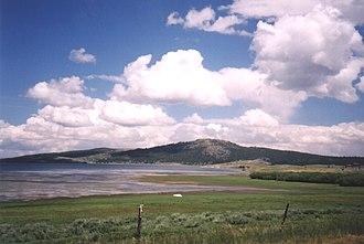 Utah State Route 143 - Panguitch Lake