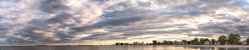 Panorama, Compo Beach, Westport, CT 01.JPG