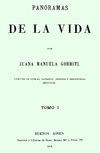 Panoramas de la vida - Juana Manuela Gorriti - V.1.pdf