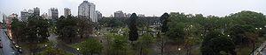 Parque Chacabuco - Image: Panoramica Parque Chacabuco