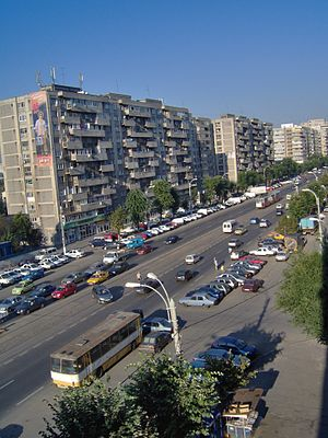 Pantelimon, Bucharest - Image: Pantelimon