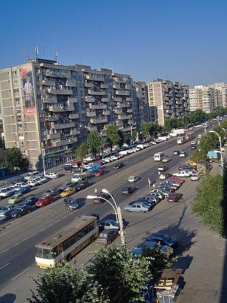 Pantelimon, Bucharest - Image: Pantelimon