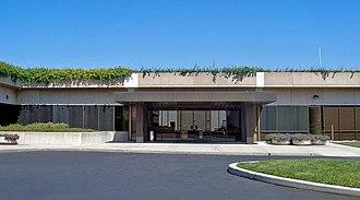 PARC (company) - PARC entrance