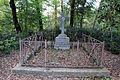 Parco di pratolino, cappella del buontalenti, tomba di maria abamelek lazarev, nata maria demidof.JPG