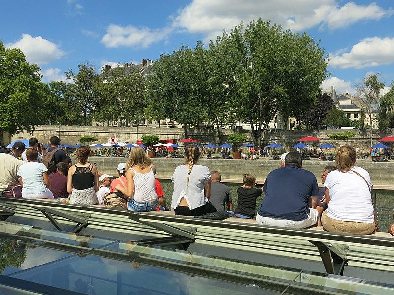 Verão em Paris eventos