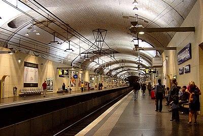 Bahnhof Luxembourg (Paris)