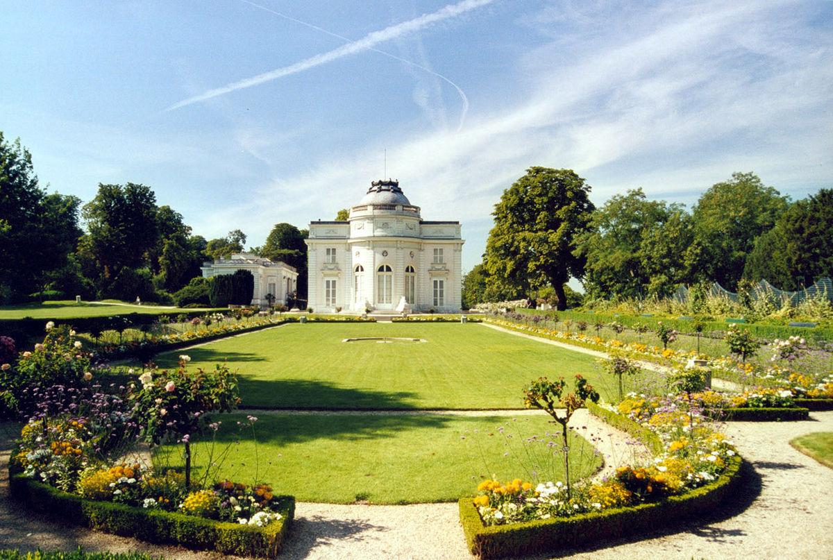 Ch teau de bagatelle wikipedia for Chateau hotel paris