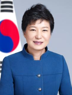 Park Geun-hye Eighteenth President of South Korea