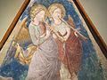 Parri spinelli, angeli musicanti da duomo vecchio, tab. dell'annunciazione, 1440-49 ca. 04.JPG