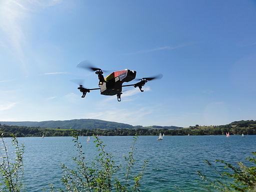 Parrot AR.Drone 2