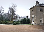 Service Wing and Outbuildings to Kenwood House