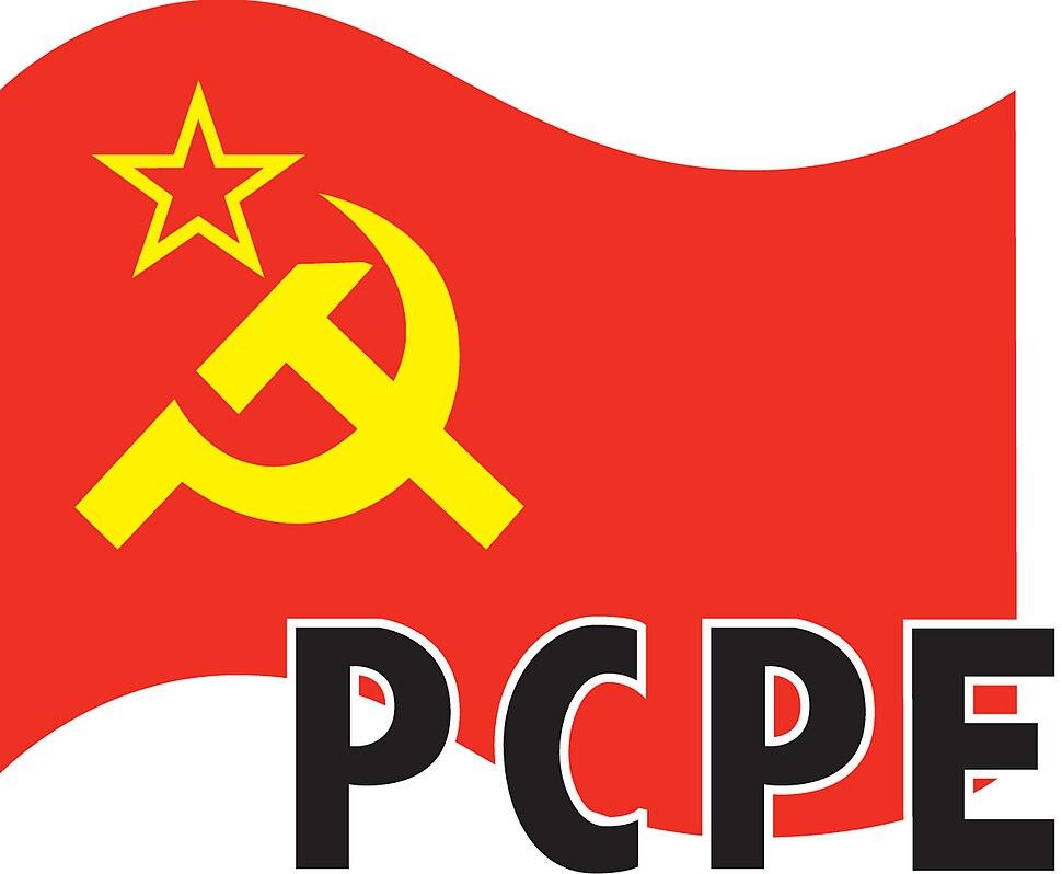 Partido Comunista de los Pueblos de España (logo)