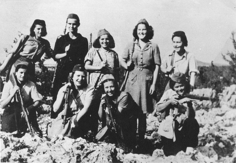 File:Partizanke na Dinari (1943).jpg