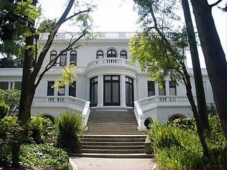 Pasadena Museum of History - Fenyes Mansion at Pasadena Museum of History