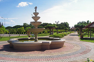 San Carlos, Negros Occidental - Paseo de Flores
