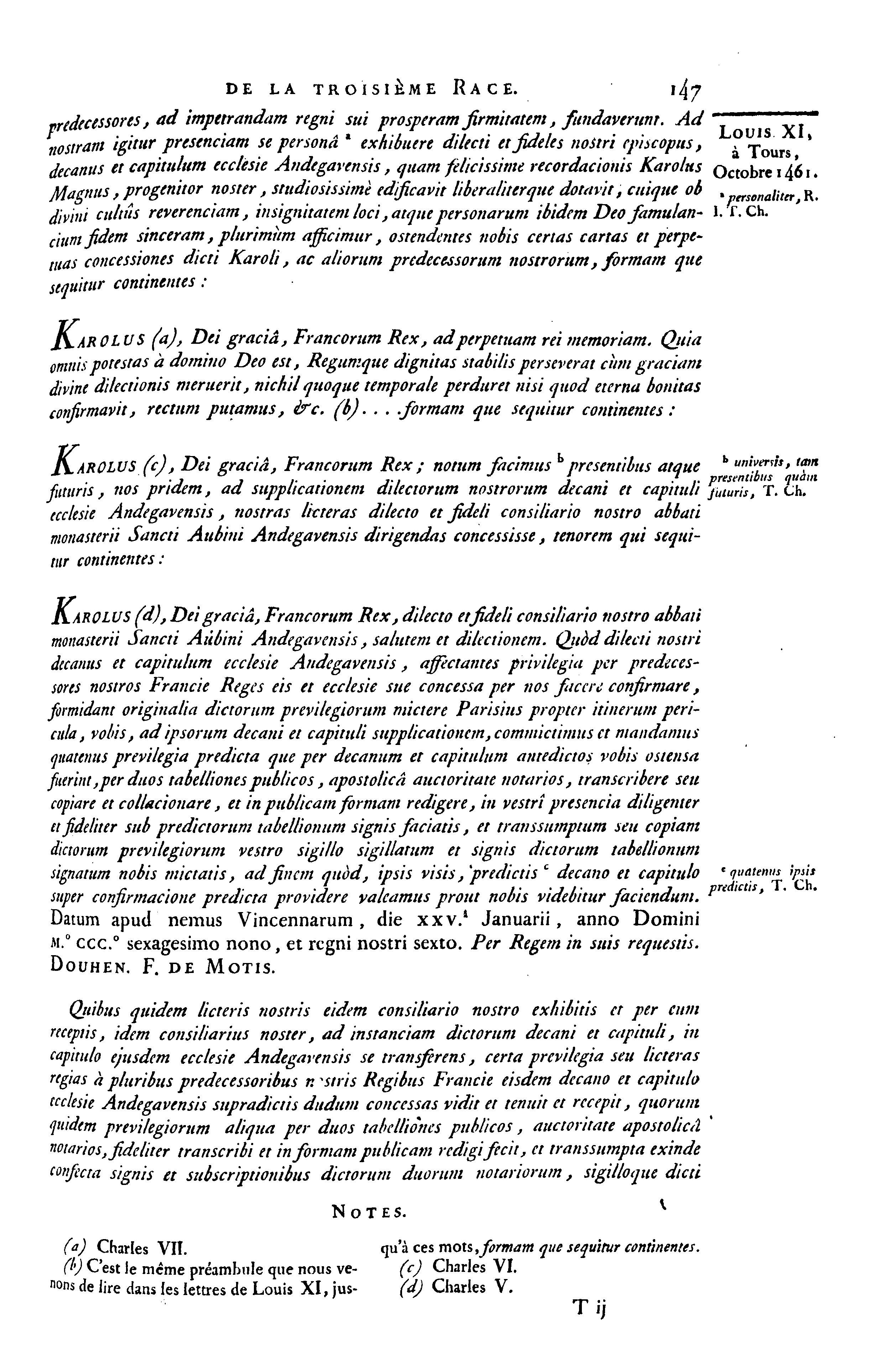 Ordonnances des rois de France de la troisième race,.... V 10 (Éd.1763) - France