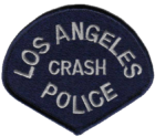 Patch of the Los Angeles Police Department CRASH division