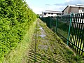 Path behind Alder School - geograph.org.uk - 952192.jpg