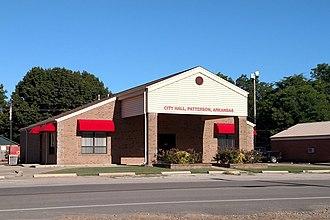 Patterson, Arkansas - Image: Patterson, AR 002