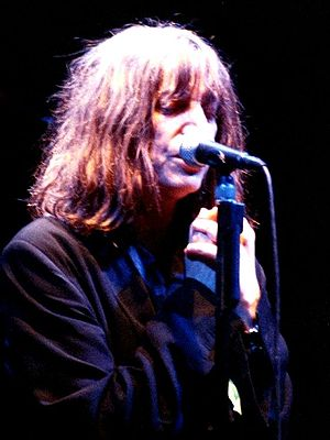 Summer Sundae - Patti Smith