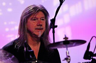 Paul Burgess (musician) British musician