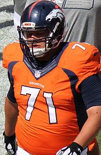 Paul Cornick American football offensive tackle