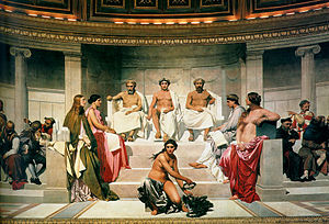 Paul Delaroche - Image: Paul Delaroche Hémicycle